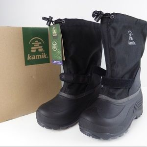 Kamik Waterbug 5 Waterproof Boots Removable Liner